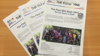Flexi 'Vine February Edition